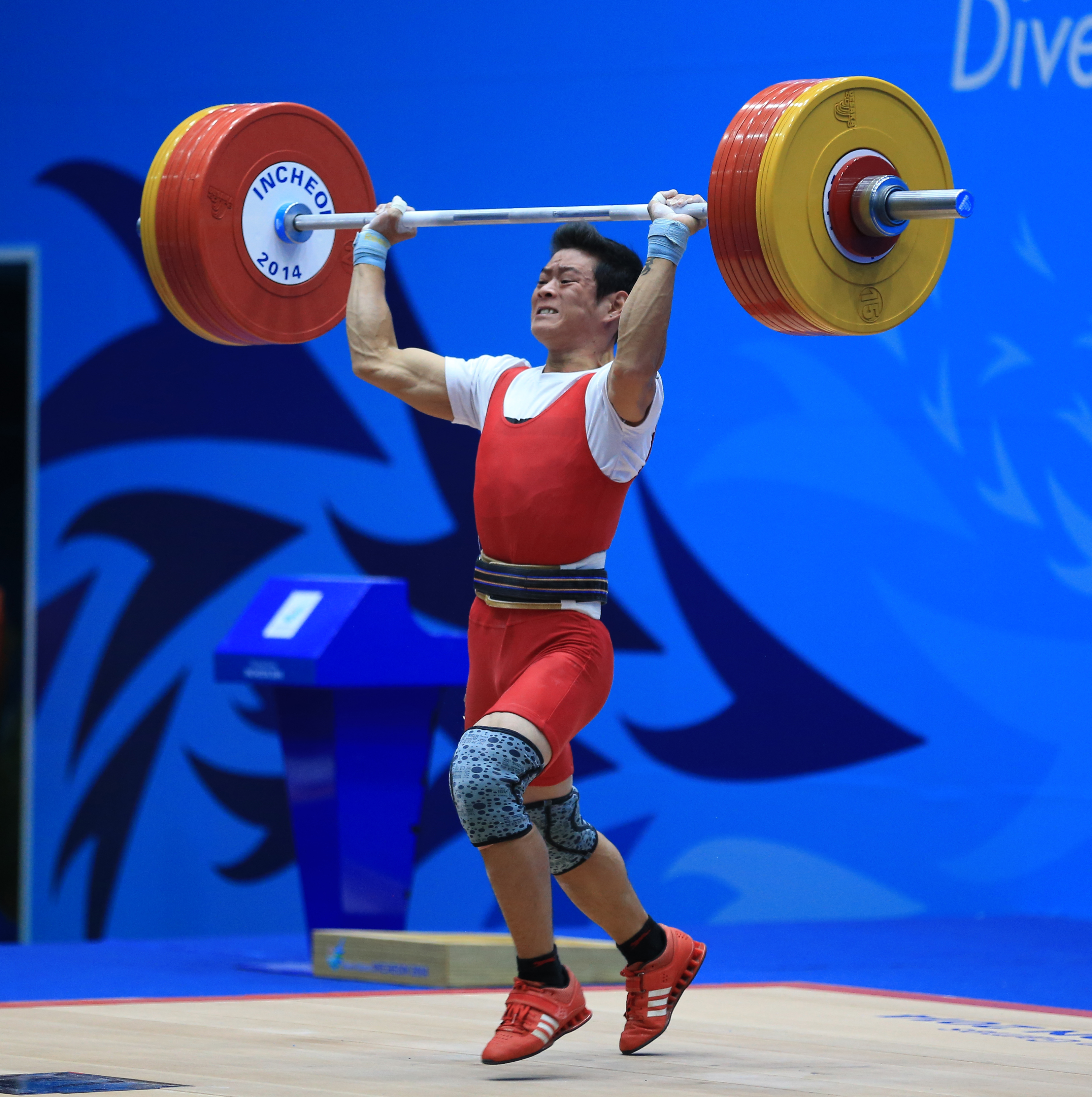 7589 - Asian Games Weightlifting