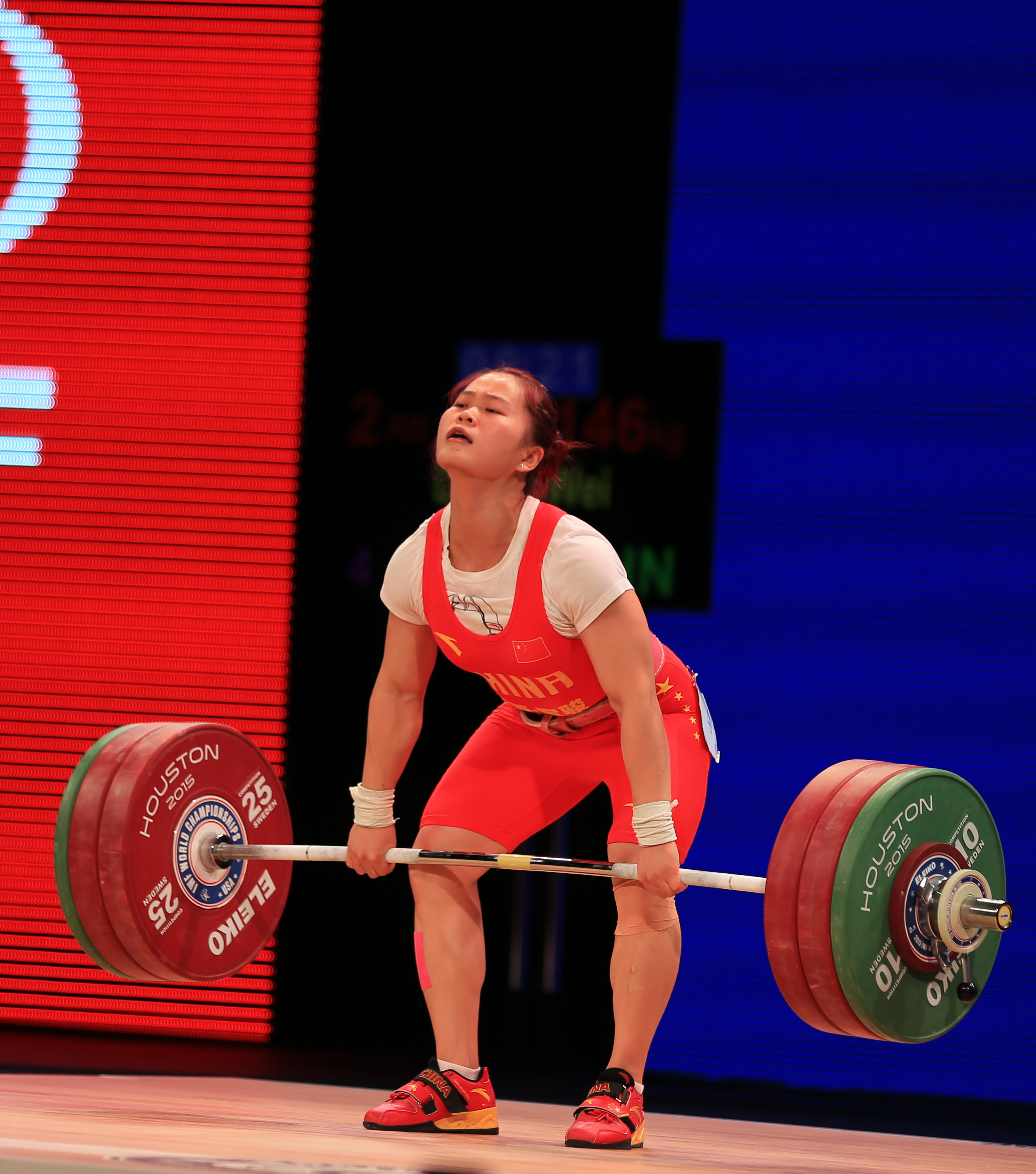 2015 World Weightlifting Championships Part I: The Women