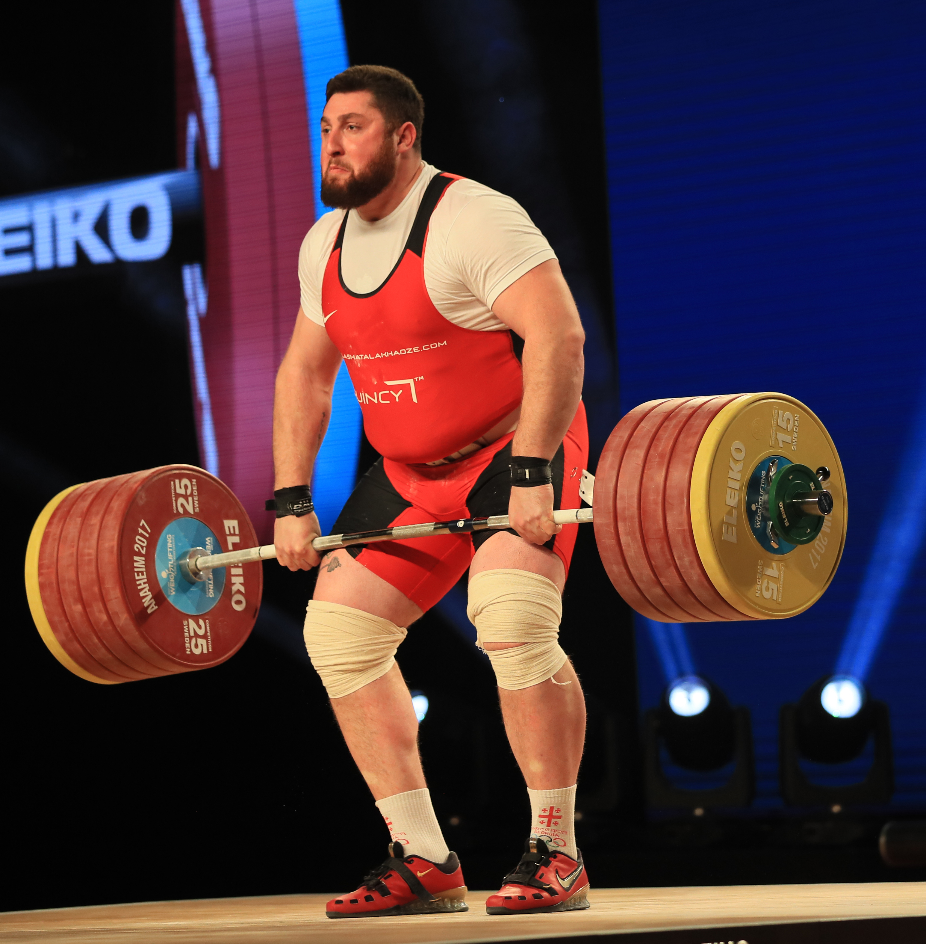 The 2017 World Weightlifting Championships | Sportivny Press