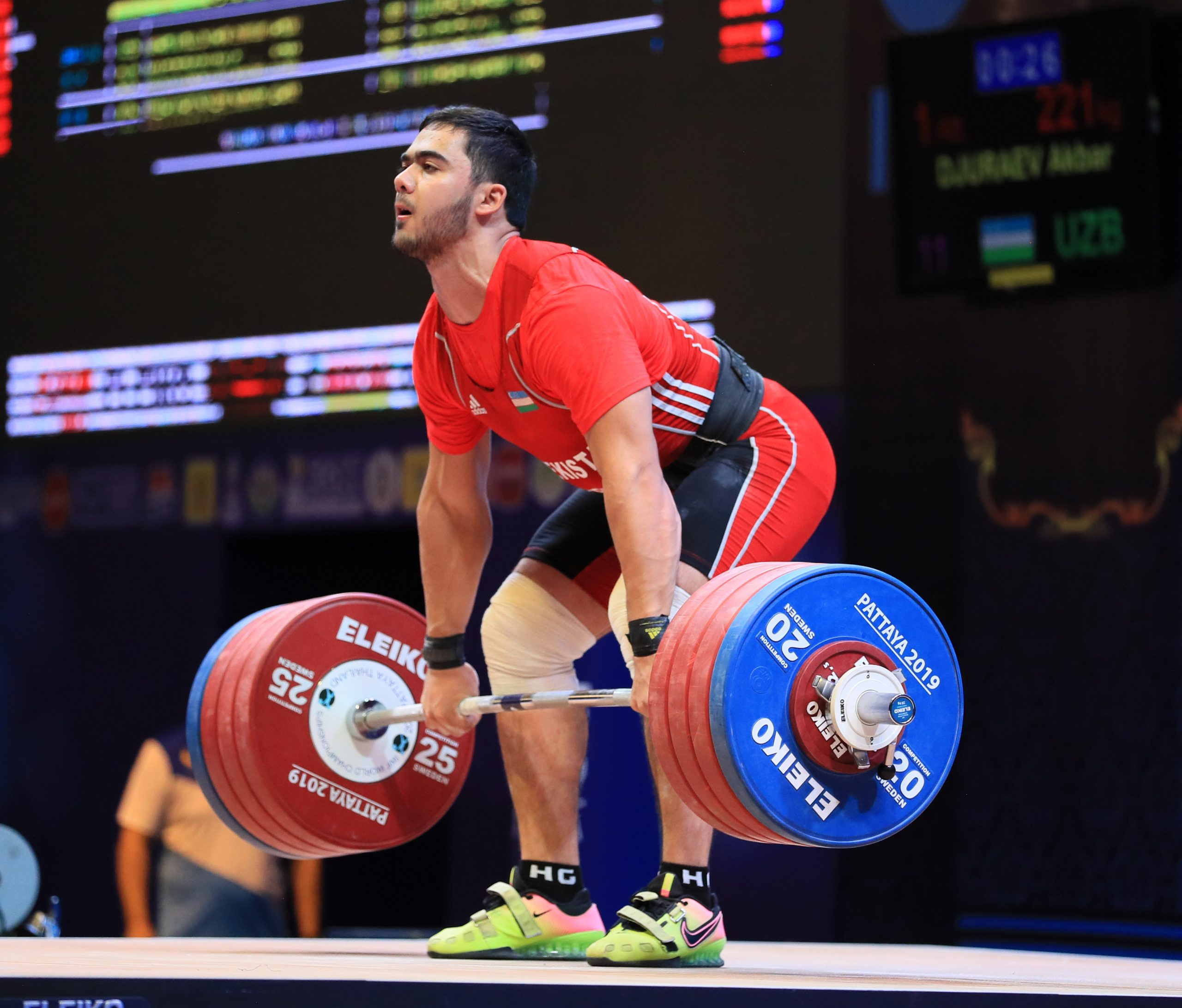 Weightlifting news and views